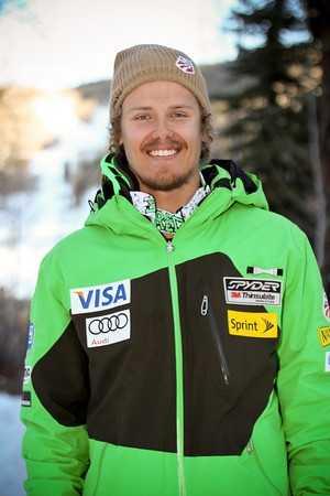 Will Gregorak2012-13 U.S. Alpine Ski Team