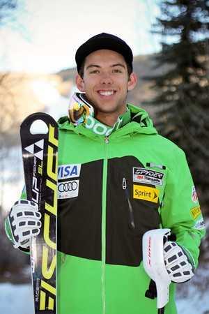 Colby Granstrom2012-13 U.S. Alpine Ski Team