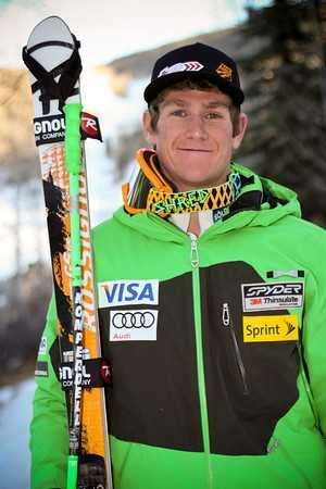Ryan Cochran-Siegle2012-13 U.S. Alpine Ski Team