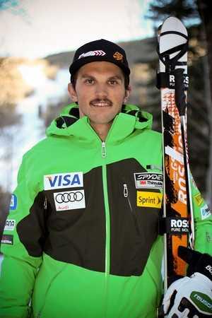 Tommy Biesemeyer2012-13 U.S. Alpine Ski Team