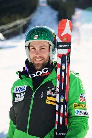 Travis Ganong2012-13 U.S. Alpine Ski Team