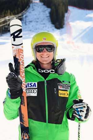 Kieffer Christianson2012-13 U.S. Alpine Ski Team