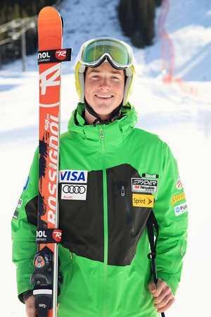 Robert Cone2012-13 U.S. Alpine Ski Team