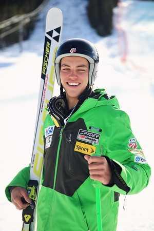 Tanner Farrow2012-13 U.S. Alpine Ski Team