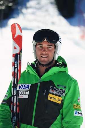 Nick Daniels2012-13 U.S. Alpine Ski Team