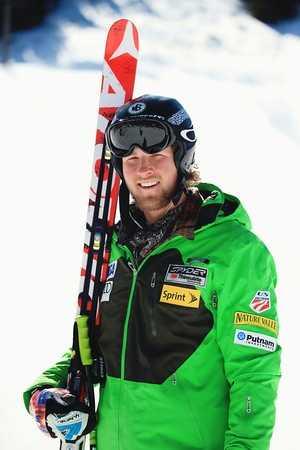 Wiley Maple2012-13 U.S. Alpine Ski Team