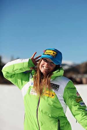 Julia Mancuso2012-13 U.S. Alpine Ski Team