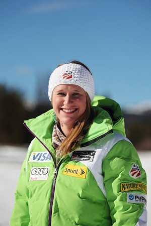 Alice McKennis2012-13 U.S. Alpine Ski Team