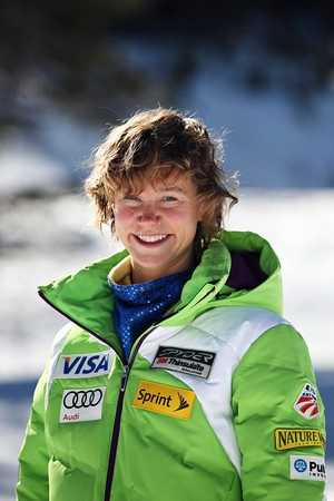Laurenne Ross2012-13 U.S. Alpine Ski Team