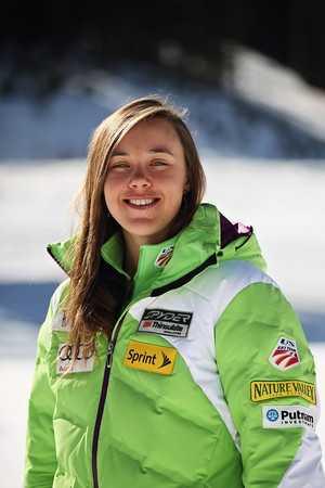 Leanne Smith2012-13 U.S. Alpine Ski Team