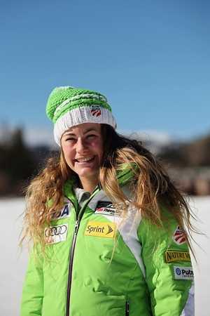 Resi Stiegler2012-13 U.S. Alpine Ski Team