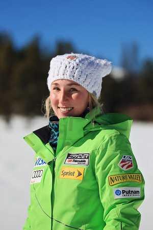 Foreste Peterson2012-13 U.S. Alpine Ski Team