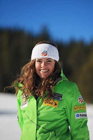 Abby Ghent2012-13 U.S. Alpine Ski Team