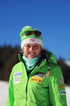 Katherine Irwin2012-13 U.S. Alpine Ski Team