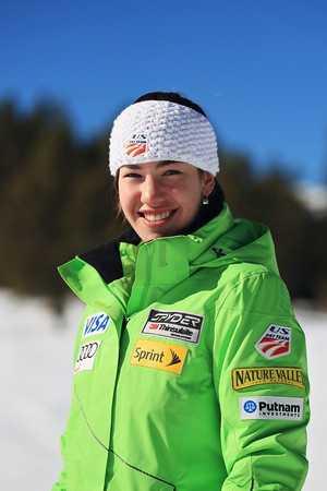 Lila Lapanja2012-13 U.S. Alpine Ski Team