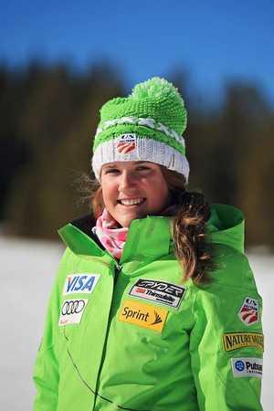 Paula Moltzan2012-13 U.S. Alpine Ski Team