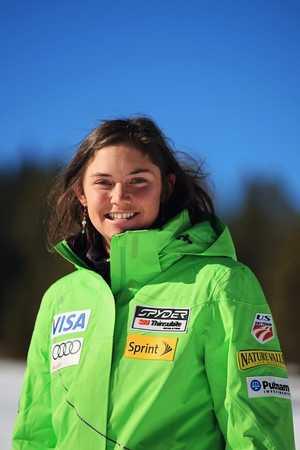 Julia Ford2012-13 U.S. Alpine Ski Team