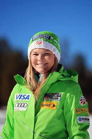 Chelsea Steinbach, women's team manager2012-13 U.S. Alpine Ski Team