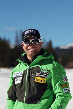 Miha Dolinar2012-13 U.S. Alpine Ski Team
