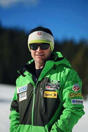 Ernie Rimer, strength and conditioning coach2012-13 U.S. Alpine Ski Team