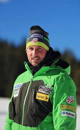Kristian Saile2012-13 U.S. Alpine Ski Team