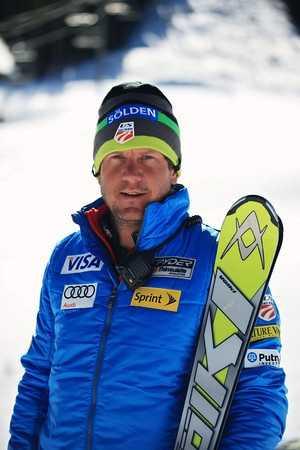 Sasha Rearick2012-13 U.S. Alpine Ski Team