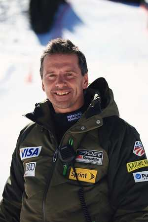 Alex Hoedelmoser, women's head coach2012-13 U.S. Alpine Ski Team
