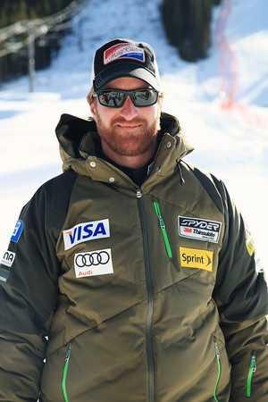 Erie Holmer, development services2012-13 U.S. Alpine Ski Team