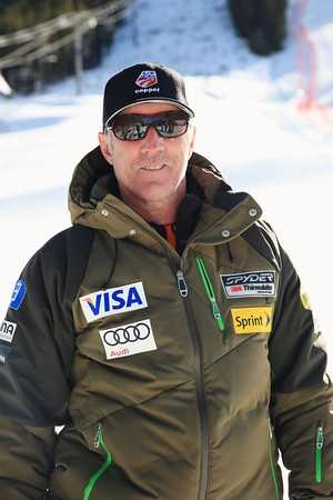 Randy Pelkey2012-13 U.S. Alpine Ski Team