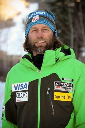 Pepi Culver2012-13 U.S. Alpine Ski Team