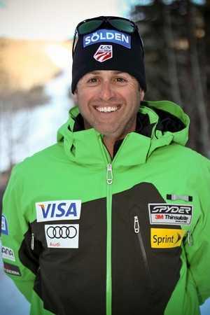 Mike Day2012-13 U.S. Alpine Ski Team