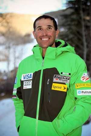 Chris Antinori2012-13 U.S. Alpine Ski Team