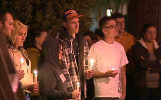 People gathered to remember a young man who was beaten to death in a Sacramento midtown neighborhood.