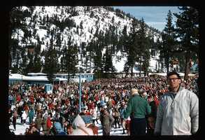Photographer Bill Briner captured iconic photos of the Winter Games in Squaw Valley.