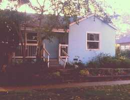 3.) This photo shows my first home, on 32nd Street between B and C streets in Sacramento. We had chickens in the backyard. When I was about 3 or 4, we moved into another house, directly across the street. My grandfather, aunt and cousin lived in another home about a block away.