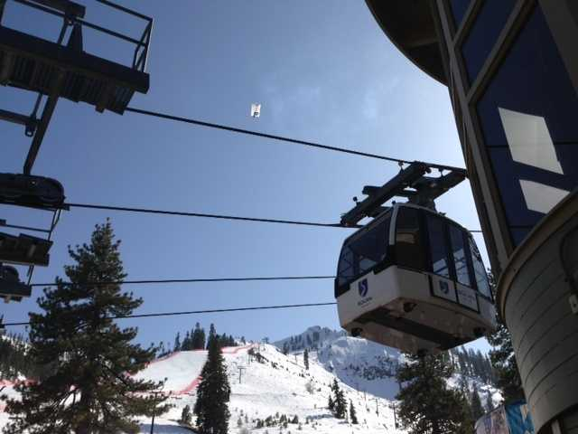 Photos from the U.S. Alpine Championships at Squaw Valley Resort. (March 22, 2013)