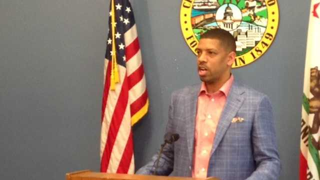 Mayor Kevin Johnson (March 25, 2013)