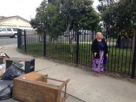 """""""It stinks, and my window is right here,"""" said another neighbor, Rose Pacheco. """"I can't stand it."""""""