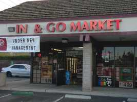 Money was taken from the In & Go Market on Fair Oaks Boulevard.