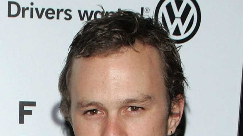 OTD April 4 - Heath Ledger