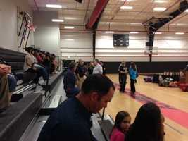 The gym will provide a place for the community to hold tournaments, competitions and other events.