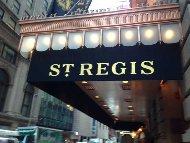 Talks between the two cities and the NBA will happen inside the St. Regis Hotel in New York.