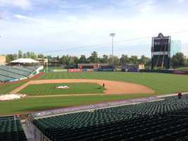 Raley Field has lowered prices on many of seats for the 2013 season.