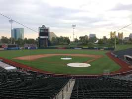 The River Cats will play the Las Vegas 51's in the opening series.