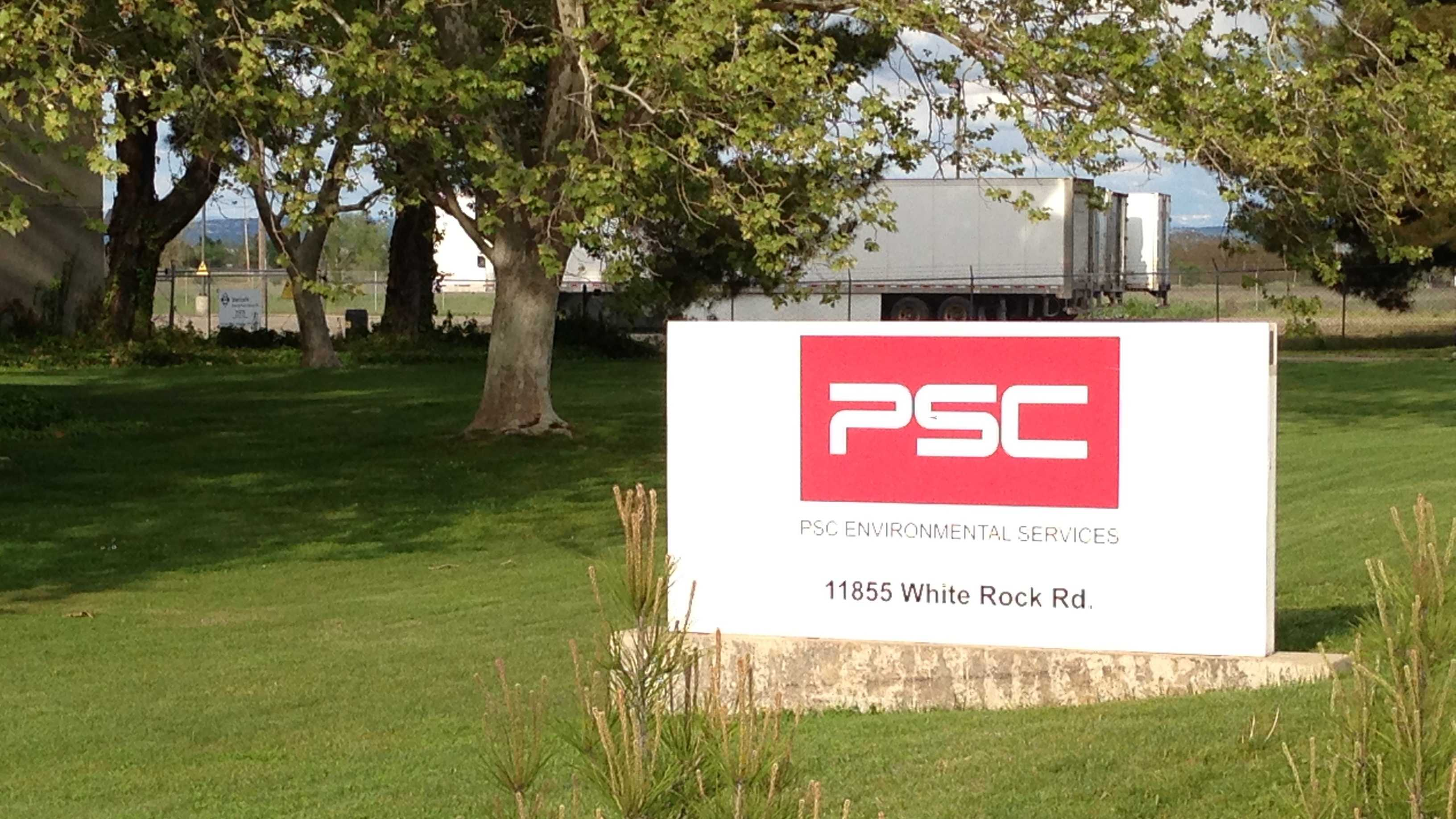 PSC Environmental Services in Rancho Cordova has been ordered closed by the state over safety concerns.