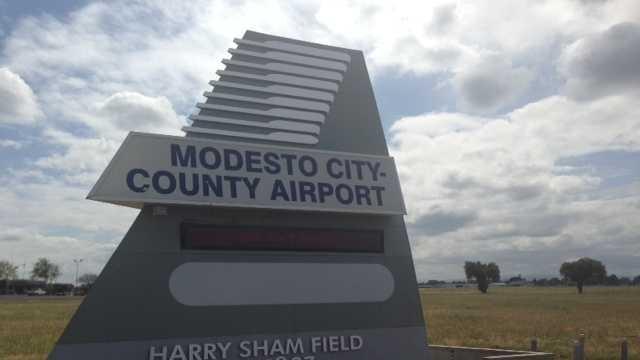 Modesto City County Airport