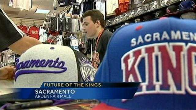 Sacramentans express mixed feelings about whether or not the Kings should stay in Sacramento.