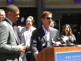 """24 Hour Fitness Founder Mark Mastrov: Mastrov is a major investor on Sacramento's team that has put in a counterbid to buy the Kings. When it was announced he would be leading the group's bid to keep the Kings in Sacramento, Mastrov said: """"This is about building a winning franchise for a winning community."""""""