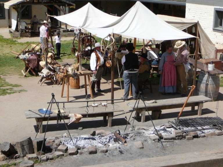 What: Traders' Faire: California's First MallWhere: Sutter's Fort State Historic ParkWhen: Sat & Sun 10am-5pmClick here for more information on this event.