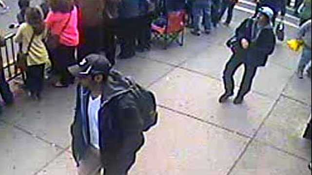 Image Boston bombing suspects - cropped
